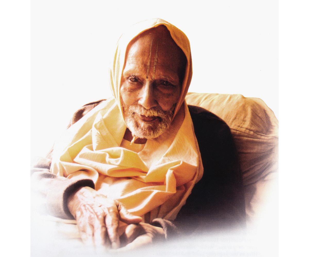 Šrila BV Puri Maharadžas