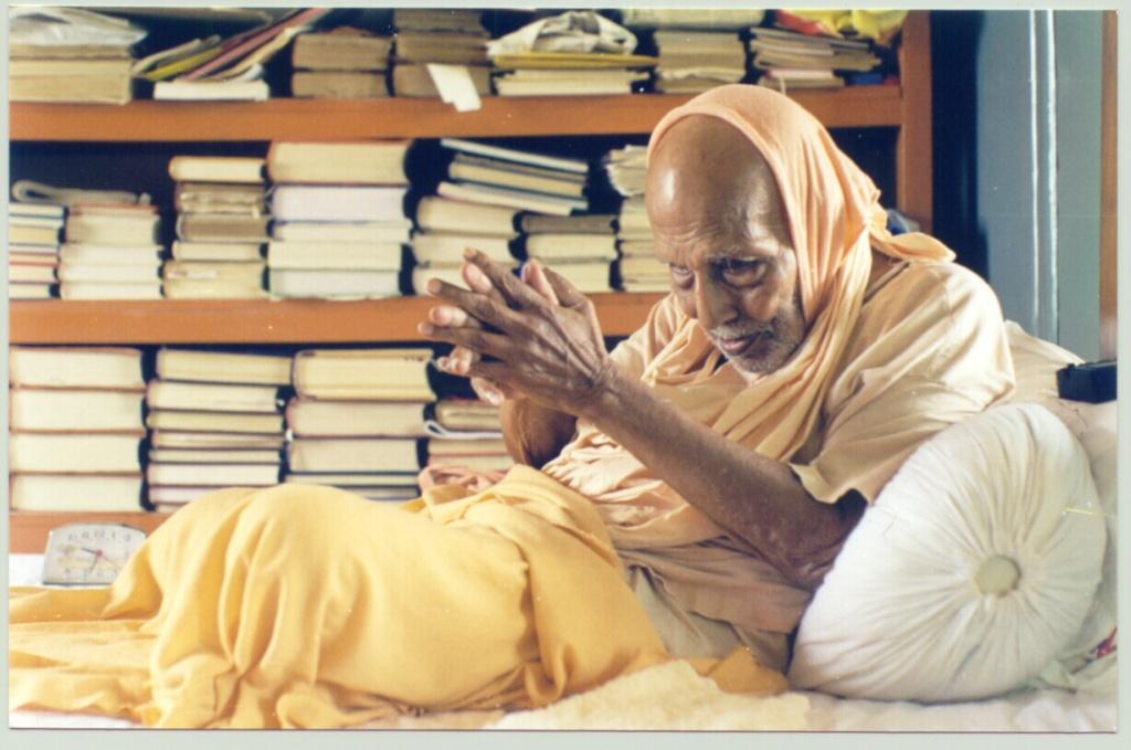 Šrila Bhakti Vaibhava Puri Gosvamis